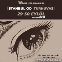 2018 İstanbul Avanslı Go Şampiyonası Ön Eleme Turnuvası