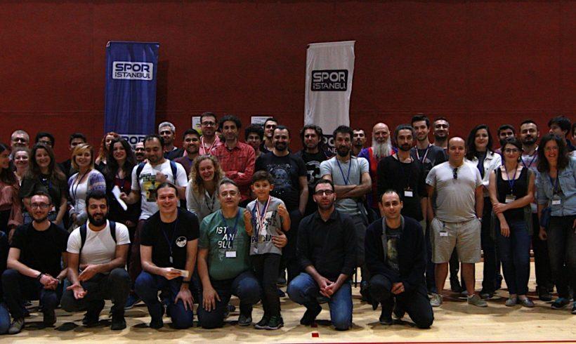 19. Uluslararası İstanbul Go Turnuvası Sonuçlandı